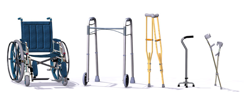 Accessibility equipment